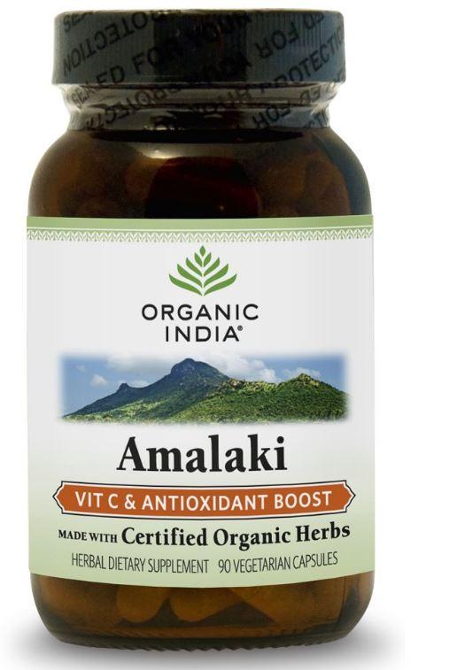 Amalaki (90 Veggie Caps) - Organic India