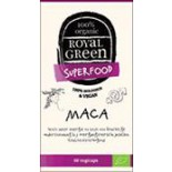 Biologische Maca (60 veggie caps) - Royal Green