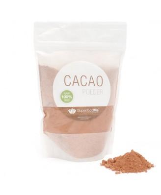 Biologisch Cacaopoeder (300 gram) - Superfoodme
