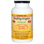 Healthy Origins, Tocomin SupraBio, Red Palm Oil Concentrate, 50 mg, 150 Softgels