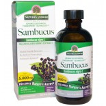 Nature's Answer, Sambucus, Black Elder Berry Extract, 4 fl oz (120 ml)
