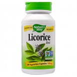 Nature's Way, Licorice, Root, 100 Capsules